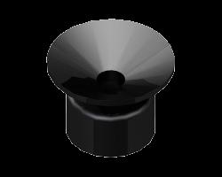 ventosa-colore-nero